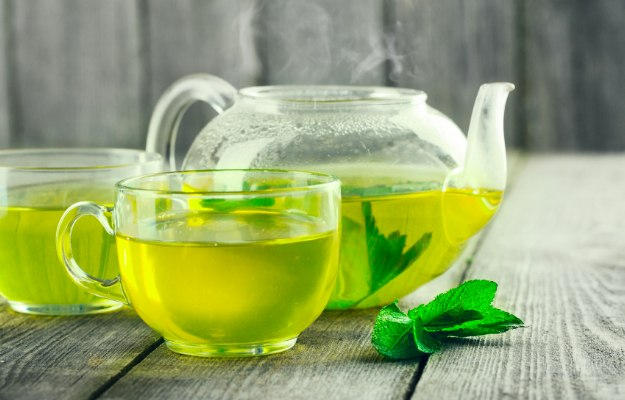Minty Green Tea | Weight Loss Recipes for Every Meal