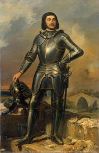 Барон Жиль де Ре – прототип Синьої Бороди