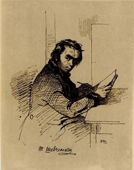 Shevchenko_avtoportret_1843
