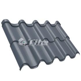 Металлочерепица ПРЕМИУМ 0,50 mm U.S/Steel(США/Словакия) покрытие глянцевое