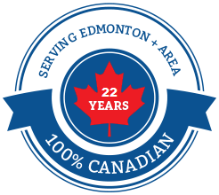 Serving Edmonton and area for over 20 years