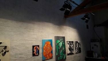 Kunstausstellung # VS Light