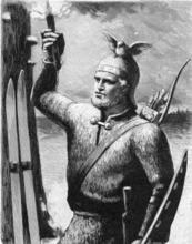 Skandinavski skijaski bog Ull
