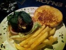 Burger deluxe!