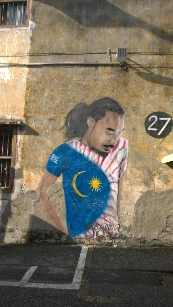 Malaysian Footballer