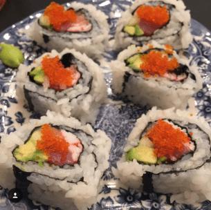 Homemade sushi by the boyfriend & I!