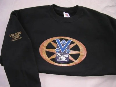 VSOC Black Sweatshirt