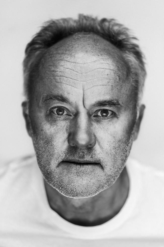 Portrait of Tom Böttiger by Viktor Fremling.