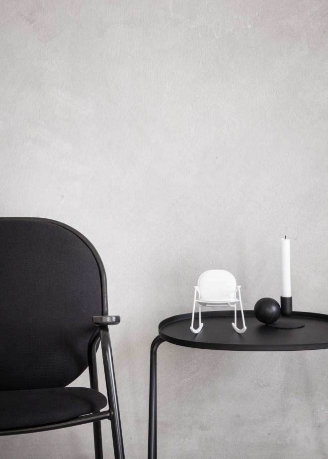 Frederik Werner Rocking Chair4418