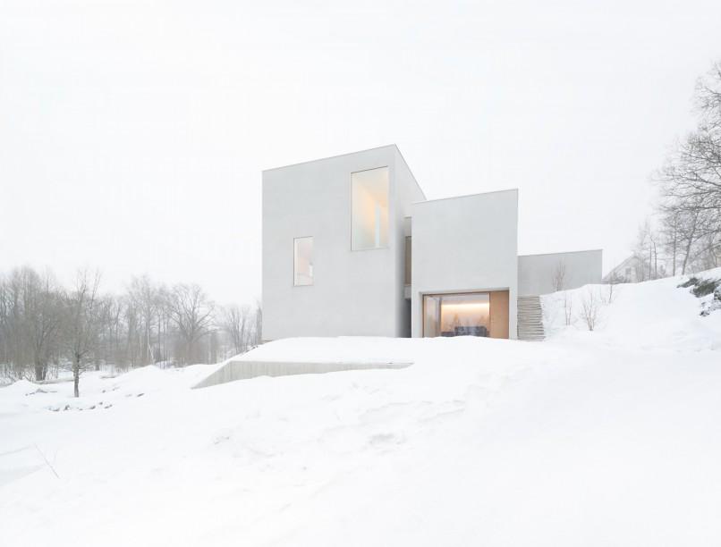 The Palmgren House - John Pawson