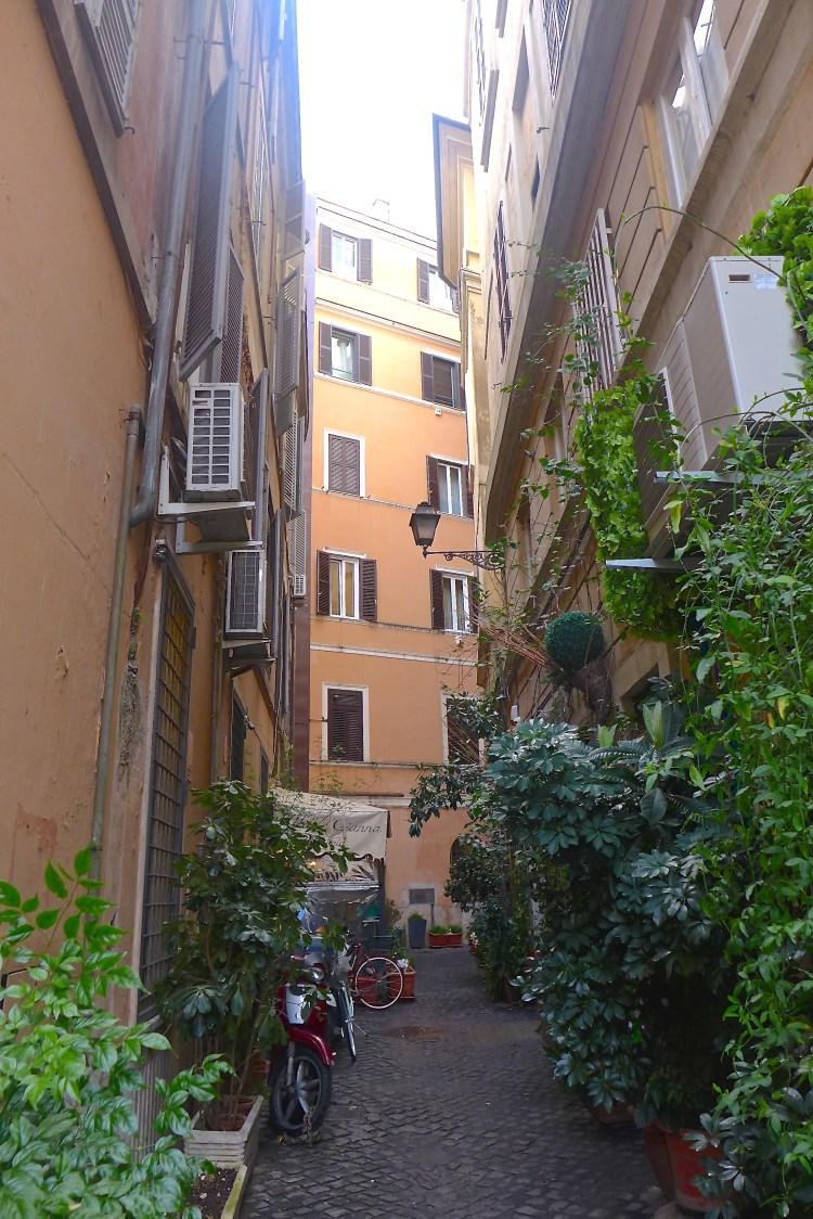 Trattoria Cavalier Gino, Rome.