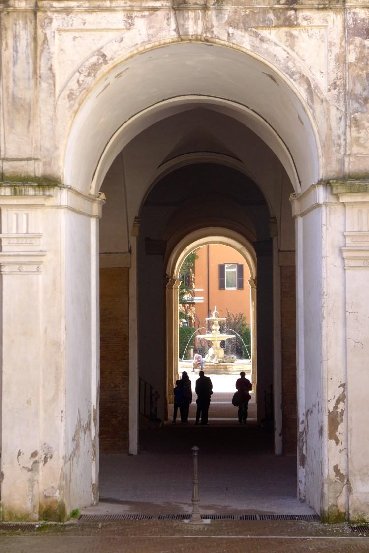 Palazzo Barberini.