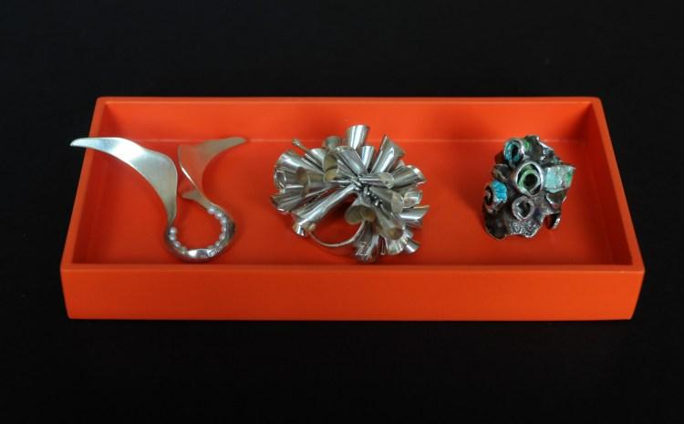 Cocktail Rings worn by Inger Wästberg in New York. Petronella Eriksson, Petra Schou, Jenny Edlund