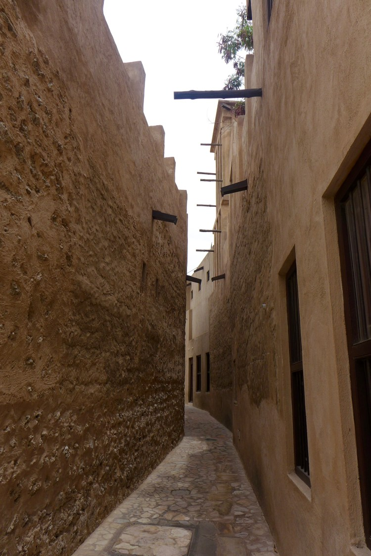 Al Fahidi historical neighbourhood, Al Bastakiya.