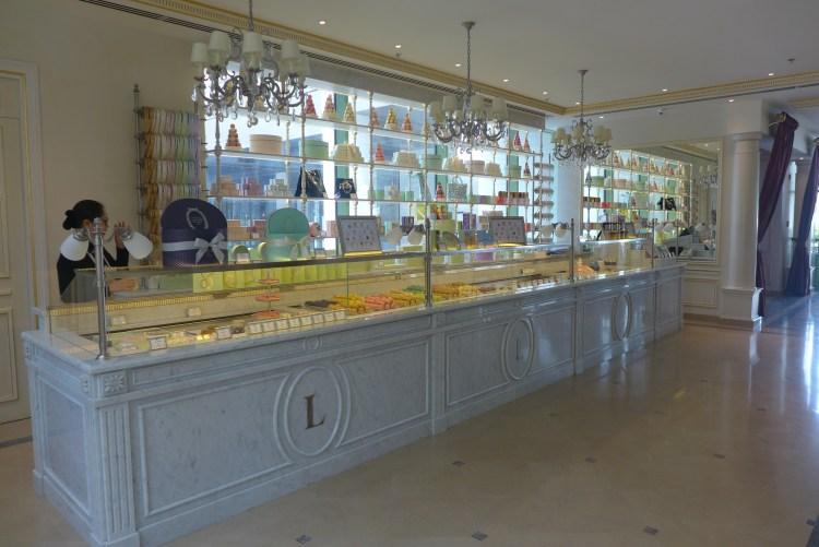Macaron heaven at Ladurée at JBR.