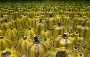 Yayoi Kusama's In Infinity at Moderna Museet. A spectacular exhibition, I had to go twice!