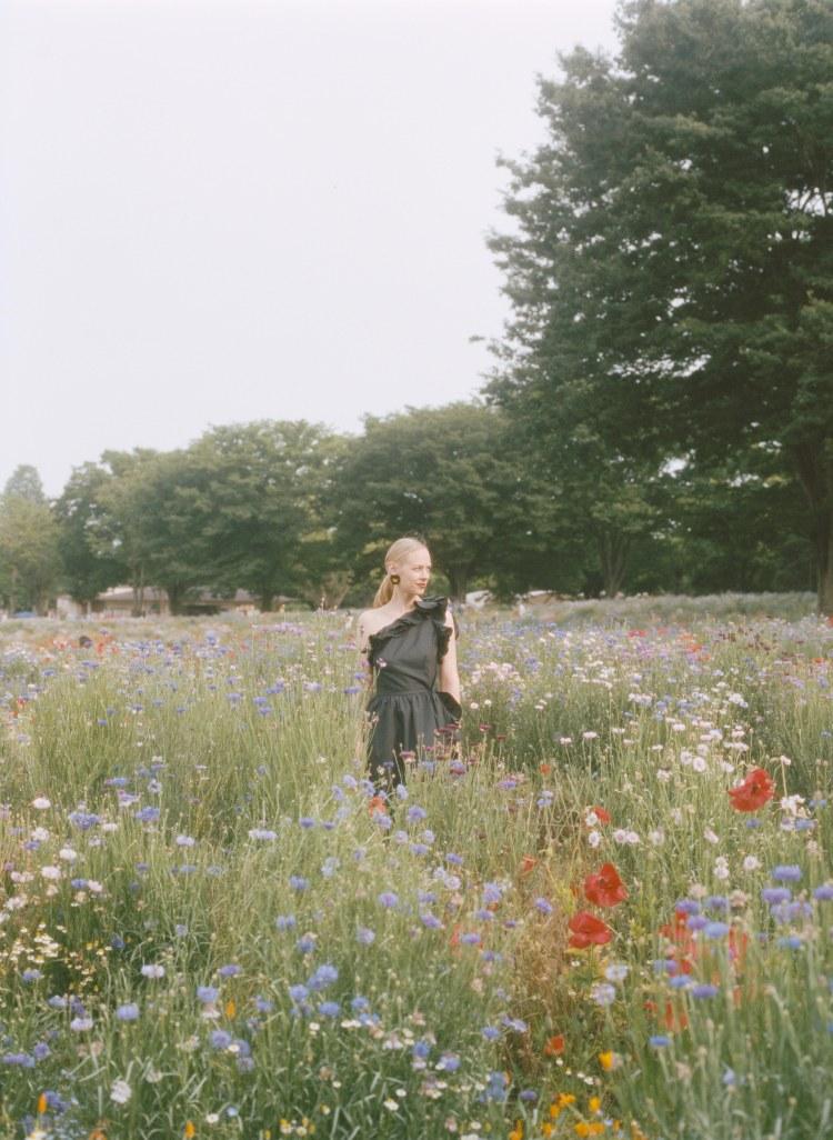 Sophia Edstrand interview. V Söderqvist Blog.