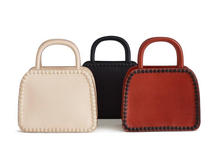 Stitches and Buttons handbags for Palmgrens, 2014. Monica Förster, V Söderqvist Blog interview.
