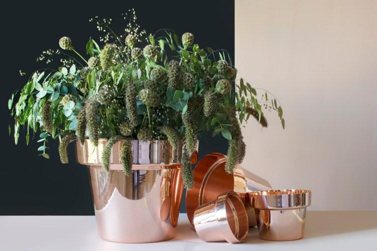 Skultuna Flower Pot 2017, Monica Förster. V Söderqvist Blog interview.