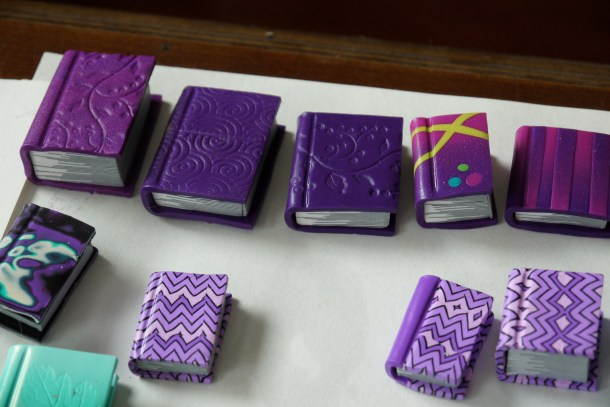 purple books