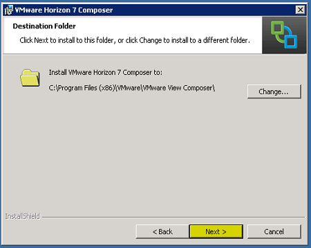 Horizon View 6 x to 7 x Upgrade and best practices - vSphere Cloud
