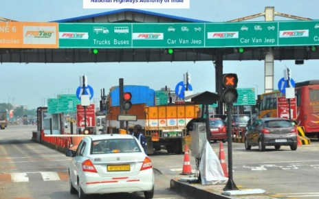 toll plaza NHAI