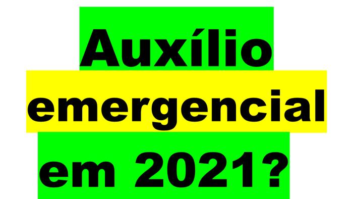 Bolsonaro diz que extensão de auxílio emergencial vai quebrar o Brasil