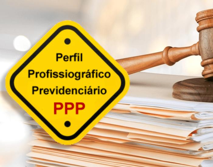 conteúdo do Perfil Profissiográfico Previdenciário (PPP)