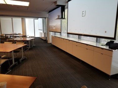 Audio Visual Upgrade. Conference Room. Washington D.C.