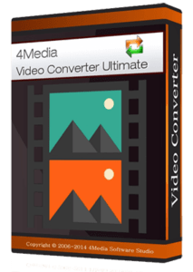 4Media Video Converter Ultimate 7.8.17 With Crack [Latest 2021] Free Download