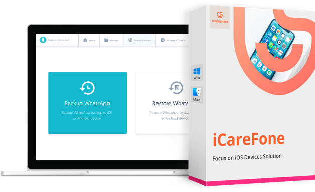 Tenorshare iCareFone Crack 7.5.1.0 for macOS [Latest 2021] Free Download