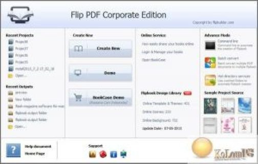 Flip PDF Corporate Edition 2.4.10.2 Crack With License Key 2021