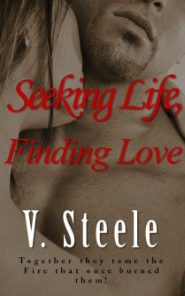 Seeking Life, Finding Love Front Cover