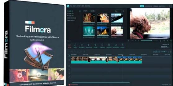 Wondershare Filmora 10.5.9.10 Crack With License Key Download [Latest]