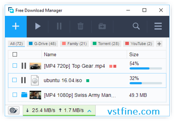 Free Download Manager 6.14.2 Crack + Serial Key Free Download [Latest]
