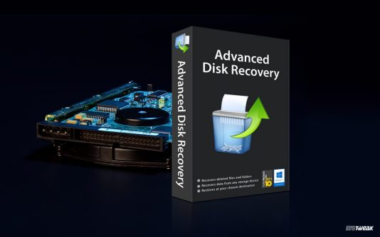 Systweak Advanced Disk Recovery Crack 2.7.1200.18041 + Key