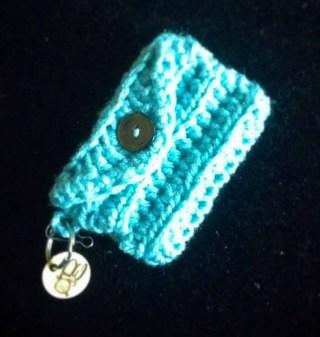 Mini Clutch Key Ring