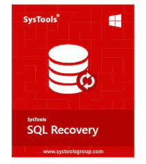 SysTools SQL Recovery 13.0 Crack With Activation Code Download 2021