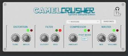 CamelCrusher VST Crack Mac/Win With Full Torrent Free Download
