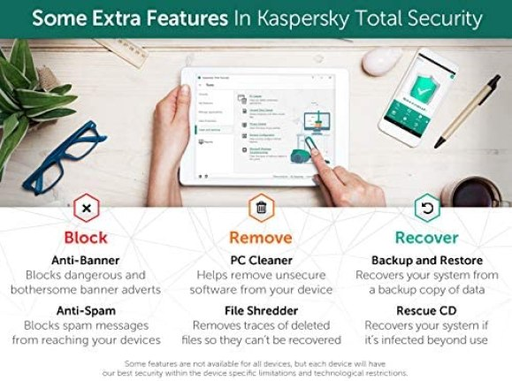 Kaspersky Total Security Crack With Activation Code Latest {2021}