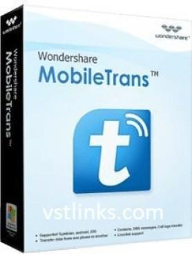 Wondershare MobileTrans Crack 8.1.5 + Registration Key [Latest]