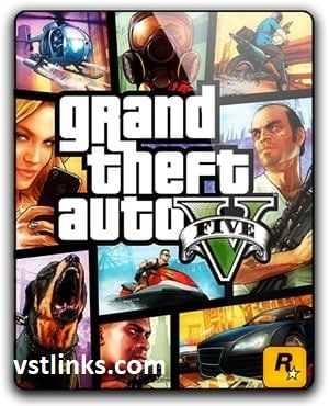 Grand Theft Auto V Crack For PC + License Key Free Download 2021