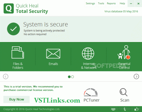 Quick Heal Total Security Crack 2022 + License Key Latest Download