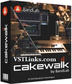 BandLab Cakewalk 27.09.0.145 Crack With Keygen Latest Download 2021