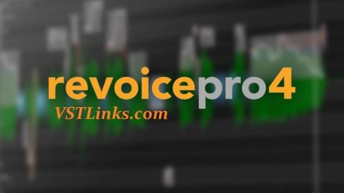 Revoice Pro v4.5.2.1 Crack + License Key (Mac & Win) Free Download