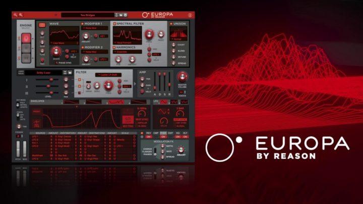 Europa By Reason Crack v2.0.0 Win/Mac 2021 Download