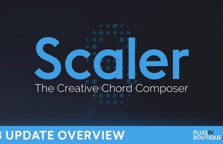 Plugin Boutique Scaler Crack v1.8.0 (Win & Mac) Free Download