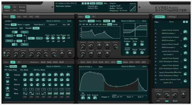Synthmaster VST 2020 Crack Mac & Windows Free Download
