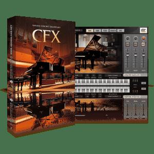 Garritan CFX Concert Grand v1.010 Crack Mac Free Download