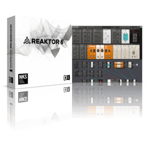 Native Instruments Reaktor 6 v6.4.0 Crack Mac Full Version Download